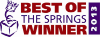 Logo of Best of the Springs 2013 winner